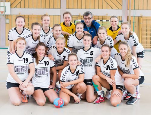 Damen I – VfL SF Bad Neustadt 26:16 (13:7)