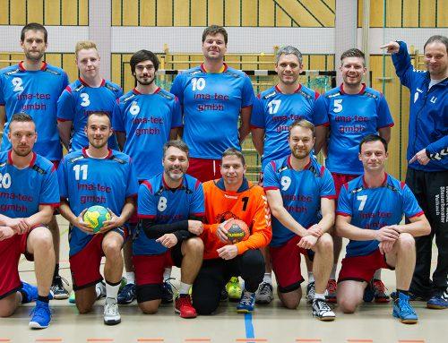 Herren II – TSV Mellrichstadt II 38:23 (19:11)
