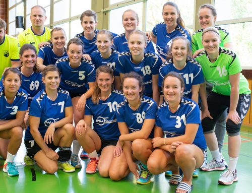 Damen I – VfL SF Bad Neustadt 23:21 (10:12)