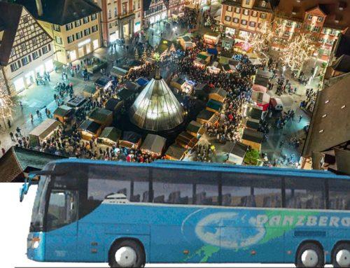 HSG on Tour – Weihnachtsmarkt Schwabach – Jetzt anmelden