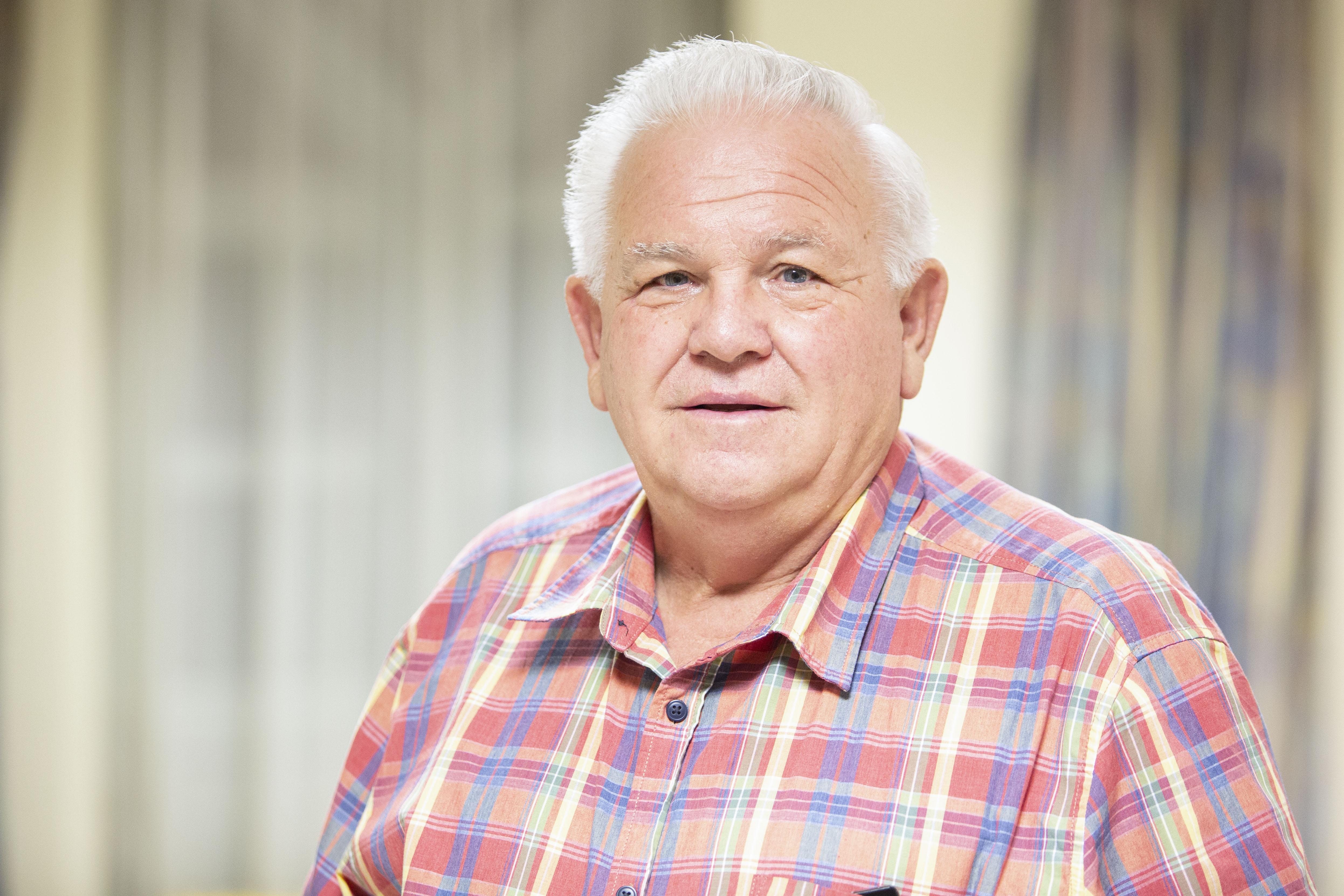 Helmut Liebenstein
