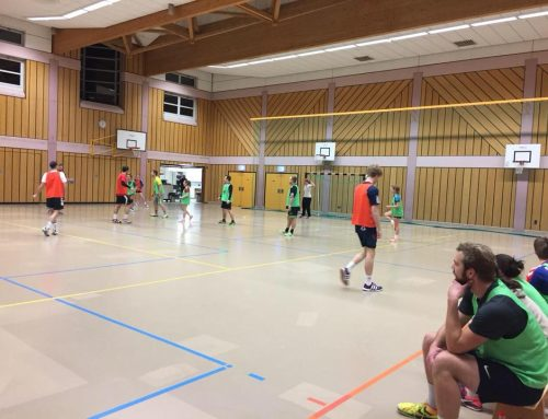 HSG Mixed Turnier – 28.12.2018