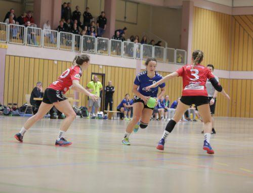 Damen I – VfL Günzburg 27:27 (13:14)