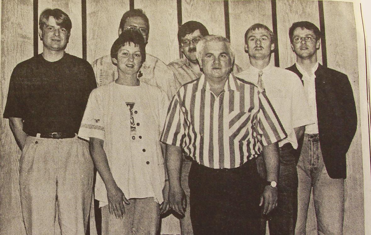 HSG Gründungsmitglieder Juni 1995