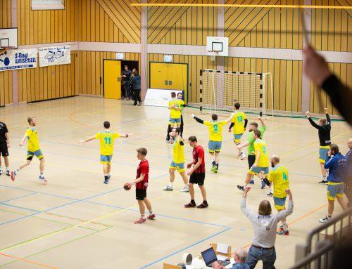 Herren I – 1. FC Bad Brückenau 26:25 (15:12)