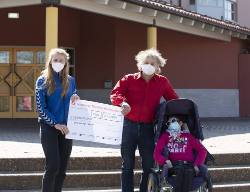 10.000 Euro für den guten Zweck – die Schecks sind übergeben