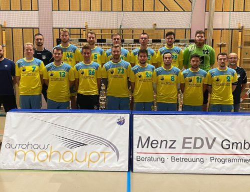 FC Bad Brückenau – Herren I 28:29 (17:12)